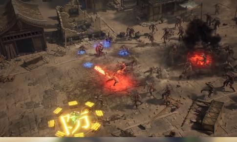 《末日沙城》游戏截图