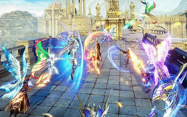 大天使之剑H5游戏