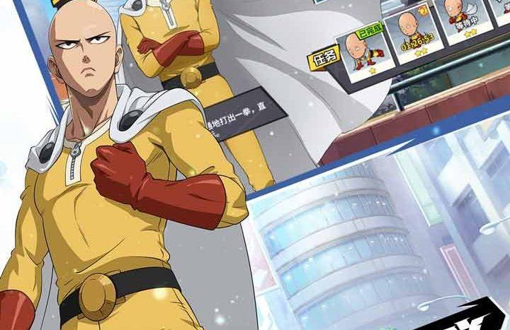《一拳超人:最强之男》