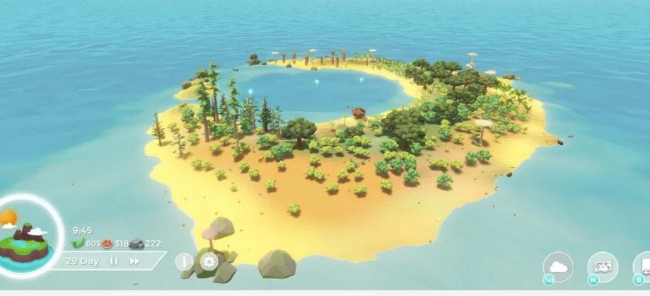 The Island Story(海岛故事)