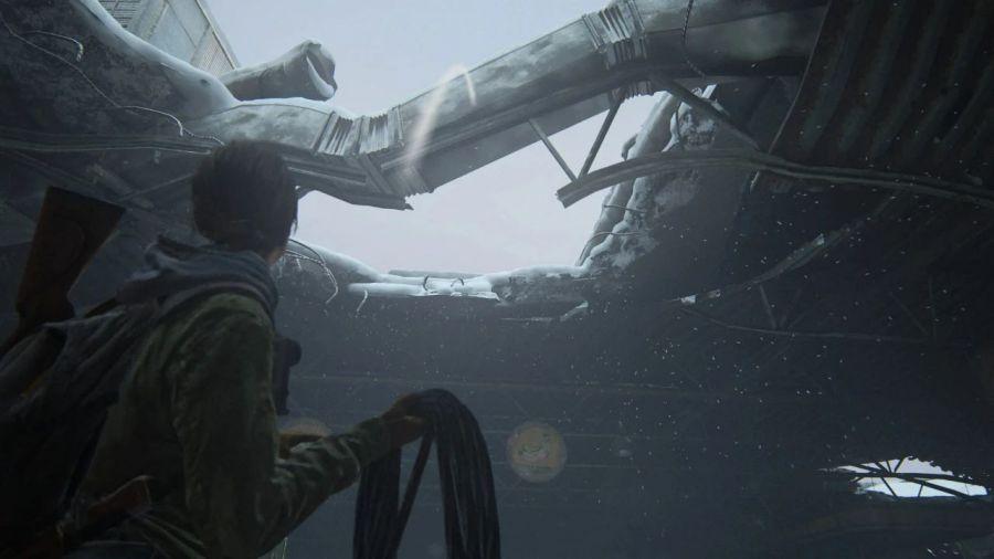 《最后生还者2》的绳索设计