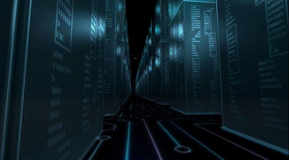 赛博空间(Cyberspace)常见想象图
