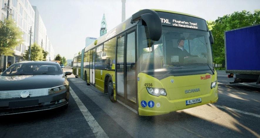 城市公交模拟(The Bus)