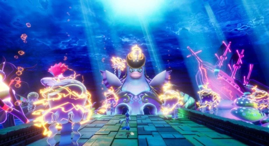 巴兰的异想奇境(Balan Wonderworld)