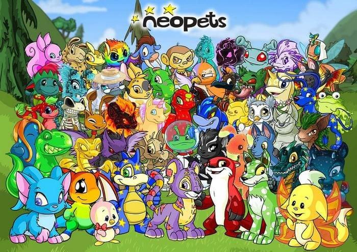 Neopets距今已有20年的历史,在延续网站的同时逐渐摆脱对Flash的依赖并不容易