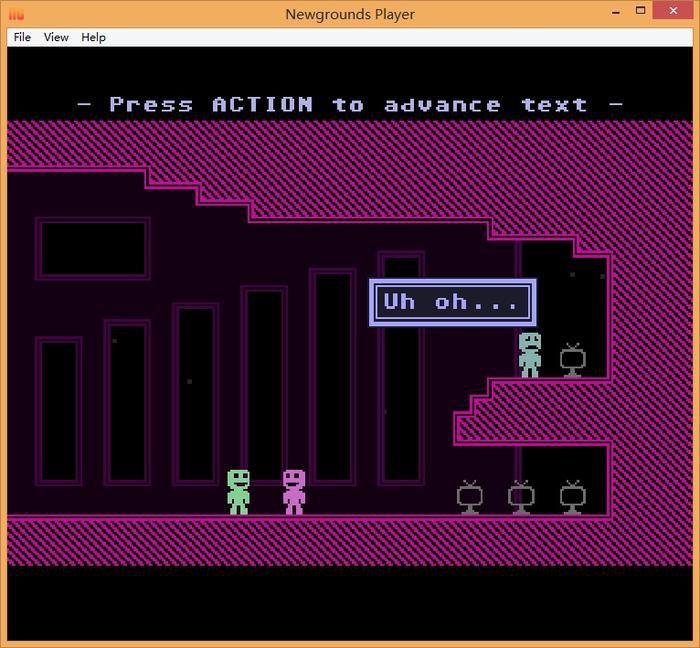 Ruffle是Newgrounds自己提供的Flash Player,用于运行那些老游戏