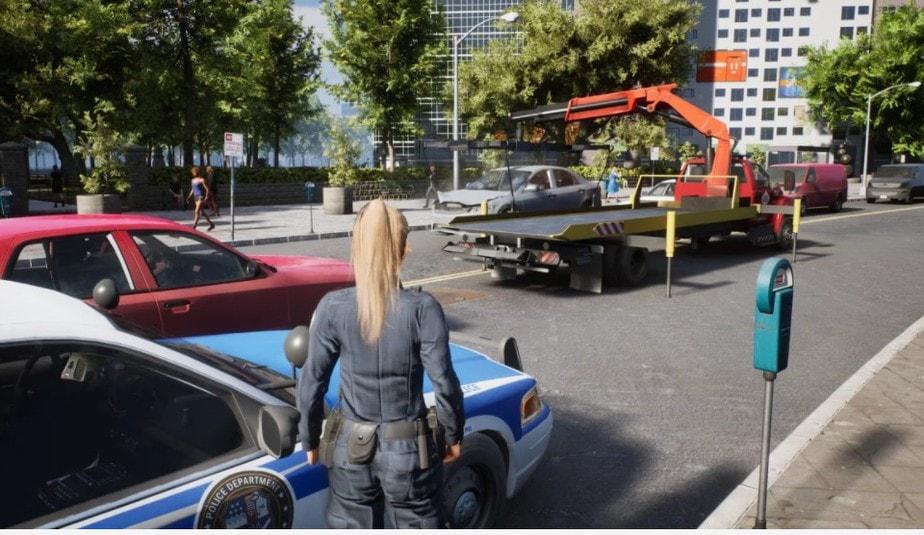 警察模拟器:巡警(Police Simulator: Patrol Officers)