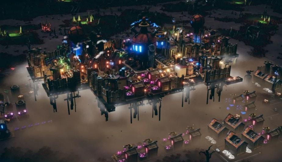 梦幻引擎:游牧城市(Dream Engines: Nomad Cities)