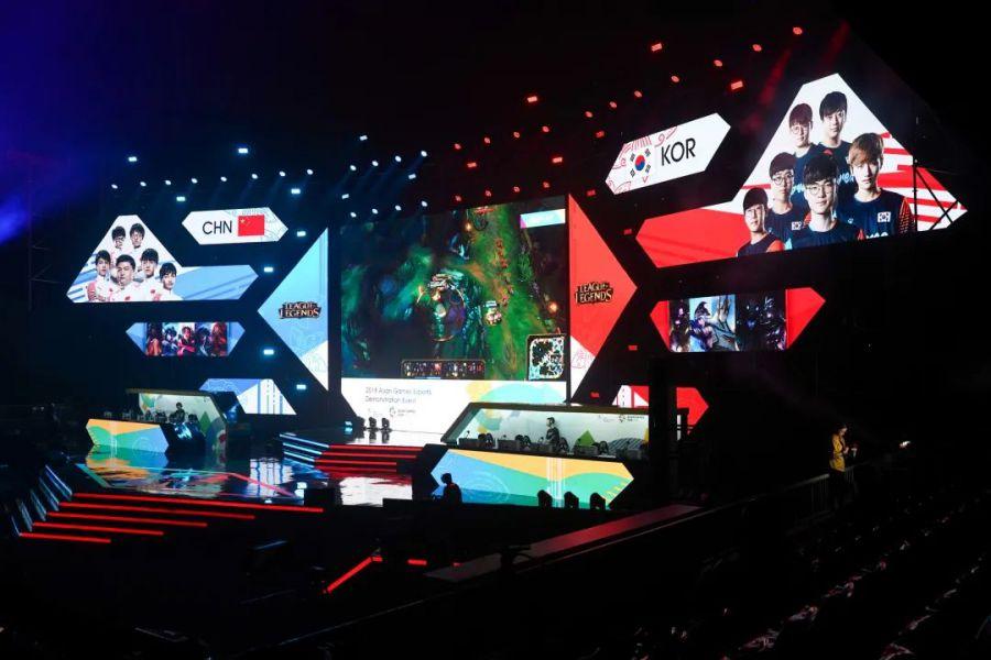 杭州亚运会电子竞技项目